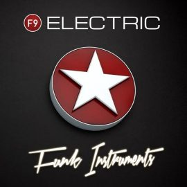 F9 Electric Funk Instruments & Multisamples (Logic Pro X /EXS24/Channel Strips)