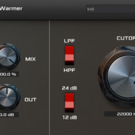Kazrog Synth Warmer v1.0.1 [WIN-MAC]