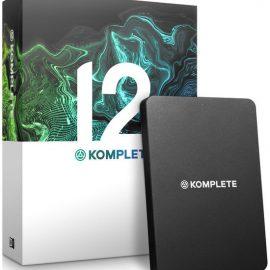 Native Instruments KOMPLETE 12 Instruments Effects [Mac OS X]