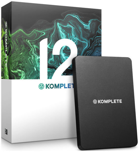 Native Instruments KOMPLETE 12 crack mac