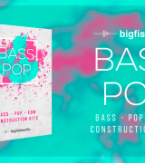 BIG FISH AUDIO BASS POP EDM CONSTRUCTION KITS MULTiFORMAT