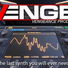 Vengeance Producer Suite Avenger v1.2.2 Mac OS X [Factory+15 Library]