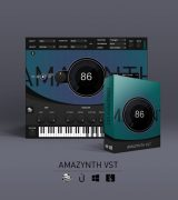 AMAZYNTH – Trap Synth Vst Au [WIN-MAC]+Library