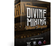 Divine Mixing – Waves Template