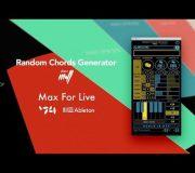 Random Chords Generator Pro M4L Plugin