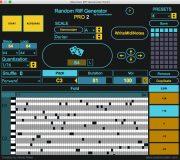 Random Riff Generator PRO 2 Max For Live