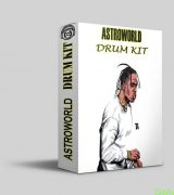 ASTROWORLD DRUM KIT