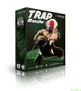 INITIAL AUDIO TRAP MONSTER – CONSTRUCTION KIT