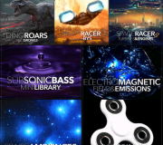 Fox Audio Post Production Sample Pack Collection