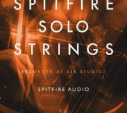 Spitfire Audio Spitfire Solo Strings V1.2 KONTAKT [NEW]