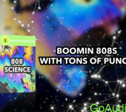 BusyWorksBeats 808 SCIENCE DRUMS Vol 1 & 2