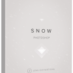 Lens Distortions – Snow for Photoshop Free Download