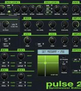 Waldorf Pulse 2 Editor [WIN-MAC]
