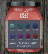 Whole Loops WAVES MASTER SAUCE