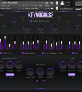 Bigwerks Key Vocals 2 Kontakt Library