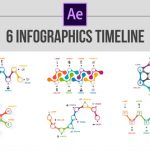 VIDEOHIVE 6 INFOGRAPHICS TIMELINE 23199321 Free Download