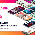 VIDEOHIVE INSTAGRAM STORIES PACKAGE 2  23220107 Free Download