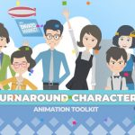 Videohive 360 Turnaround Character Toolkit v2.0 22379360 Free Download