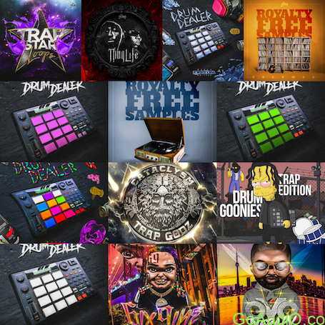 2DEEP Sample Loops Collection 2019
