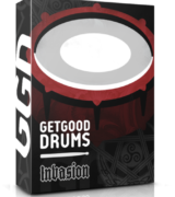 GET GOOD DRUMS INVASION (KONTAKT+Invasion Instrument+TCI files)