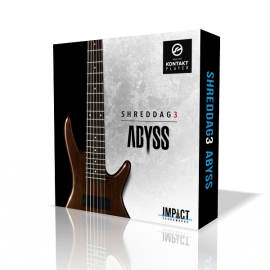Impact Soundworks Shreddage 3 Abyss KONTAKT UPDATE