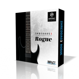 Impact Soundworks Shreddage 3 Rogue KONTAKT UPDATE