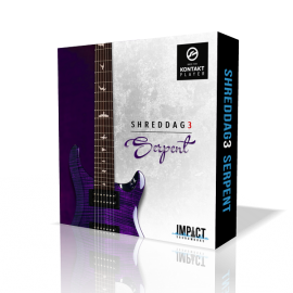 Impact Soundworks Shreddage 3 Serpent KONTAKT UPDATE