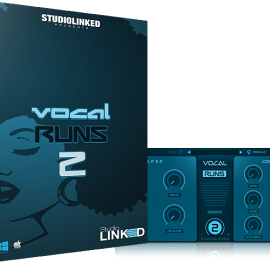 Studiolinked Vocal Runs 2 [WIN-MAC]