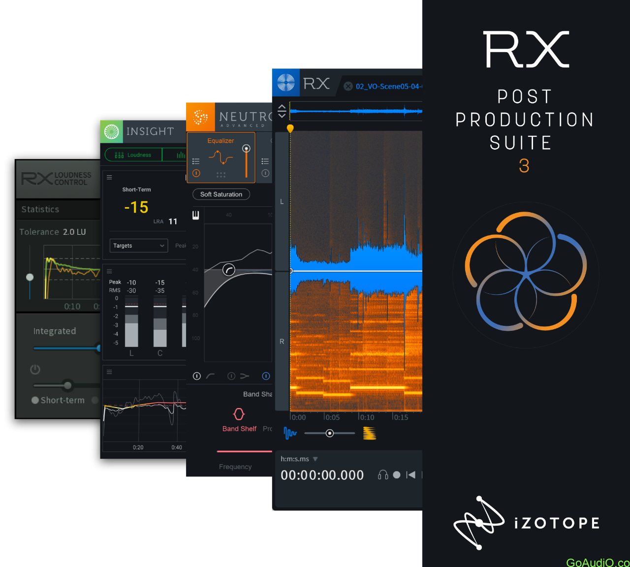 iZotope RX 7 Post Production Suite 2019 [WiN] v3.02 Free Download