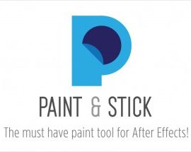 Aescripts Paint & Stick v2.1.2a for After Effects [WIN]