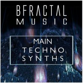 BFractal Music Main Techno Synths WAV