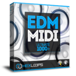 Hex Loops EDM MIDI LOOPS ULTIMATE