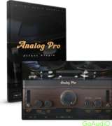 Initialaudio ANALOG PRO – EFFECT PLUGIN [WIN-OSX]