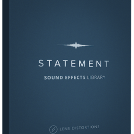 Lens Distortions – Statement SFX