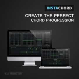 W.A.Production InstaChord v1.3.0 [WIN-MAC]
