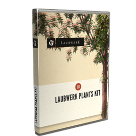 Laubwerk Plants Kit 1-7 v1.0.28 for SketchUp 2019