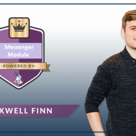 Maxwell Finn – Messenger Webinar Mini Course Free Download