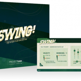 ProjectSAM Swing! v1.2 KONTAKT