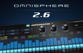 Spectrasonics – Omnisphere 2 Software Update 2.6.3c / Patch Library (WIN-MAC)