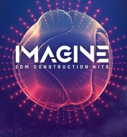 Big Fish Audio IMAGINE: EDM Construction Kits MULTiFORMAT