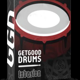 GetGood Drums Invasion v1.3.0 KONTAKT