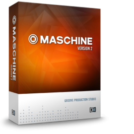 Native Instruments Maschine 2 UPDATE v2.8.4 R8 STANDALONE, VSTi, AAX x64