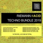 Riemann Acid Techno Bundle 2019