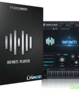 Studiolinked Infiniti Player [WiN-OSX]