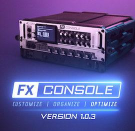 Video Copilot FX Console 1.0.4 Free Download [WIN-MAC]
