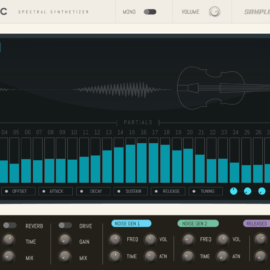 Akoustic Spectral Synthesizer [WIN-MAC]