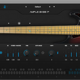 Ample Sound Ample Bass P III v3.00 [WIN]