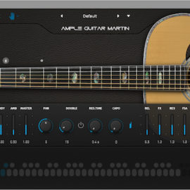 Ample Sound Ample Guitar M III v3.01 [Mac OS X]