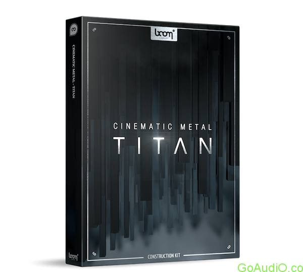Boom Library Cinematic Metal - Titan Construction Kit WAV Free Download