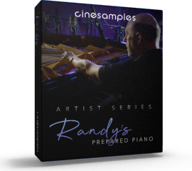 Cinesamples Randy's Prepared Piano KONTAKT
